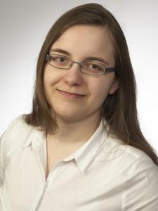 Nadja Ruckhaber, Auszubildende